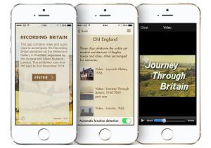 Recording Britain app