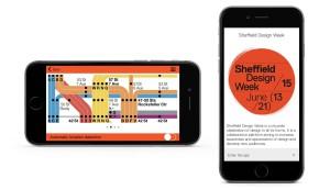 Sheffield Design Week app