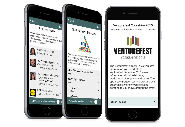 Venturefest app