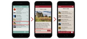 Selecting and installing a Situate app