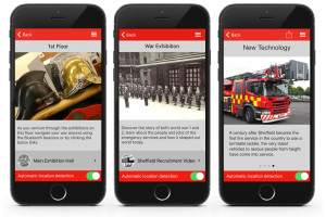 National Emergency Services Museum Situate App