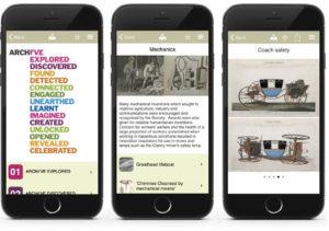 RSA App montage