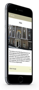 The RSA Situate app