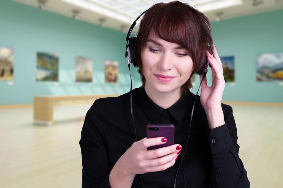 Audio Tour app