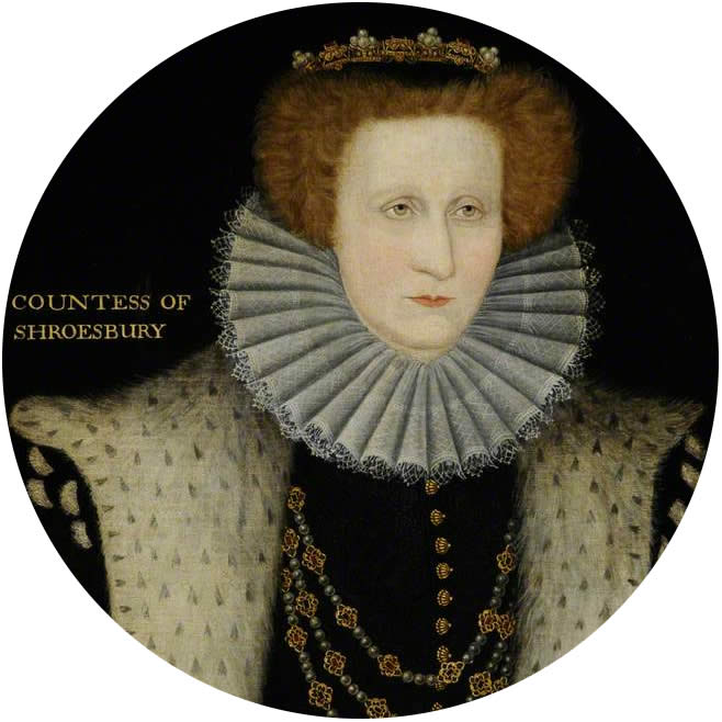Bess of Hardwick, Situate