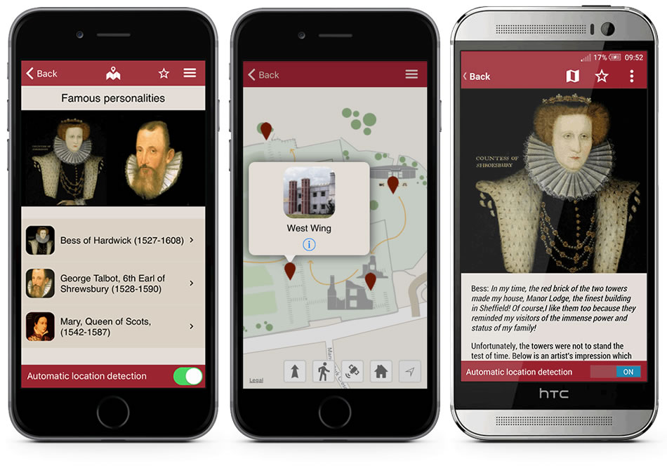 Situate Manor Lodge app