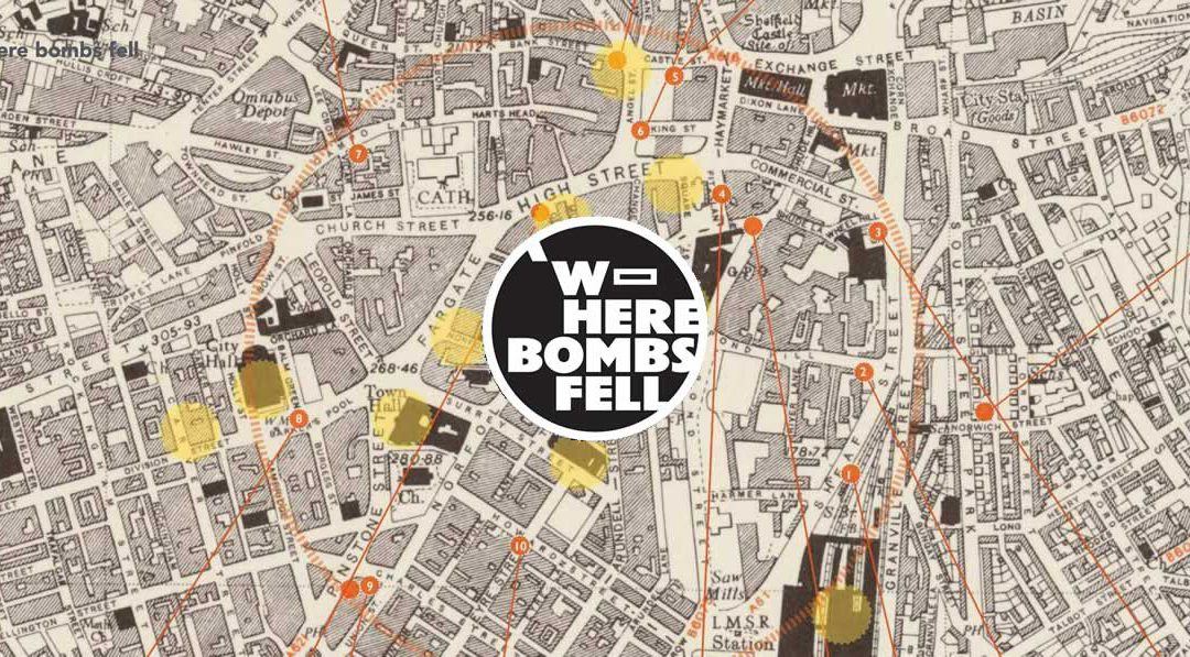 Where Bombs Fell App