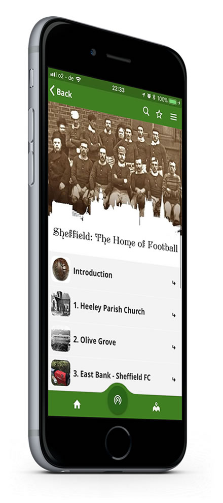 Sheffield Home of Football