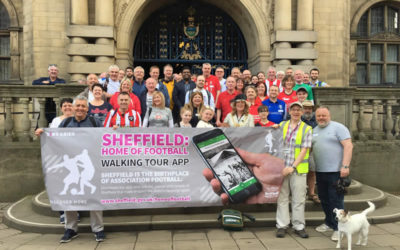 Sheffield: Home of Football