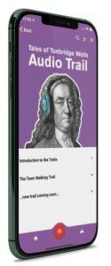 Tales of Tunbridge Wells app